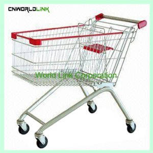 plastic shopping cart (4)