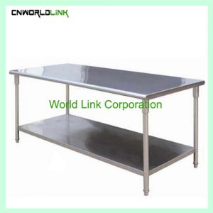 WLC-Stainless Steel Table 1