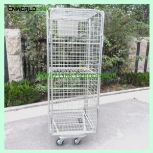 Steel Roll Cage & Container
