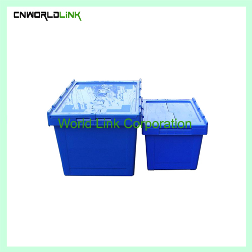 WL-260 plastic crate3