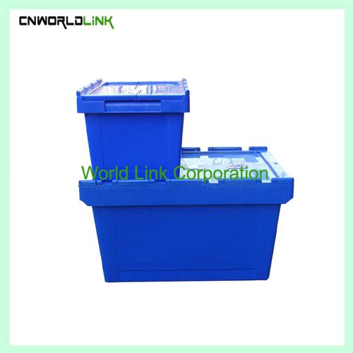 WL-260 plastic crate4