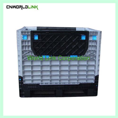 folding pallet box 2