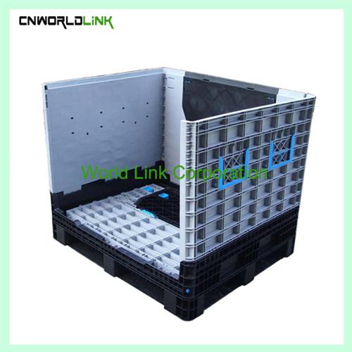 folding pallet box 3