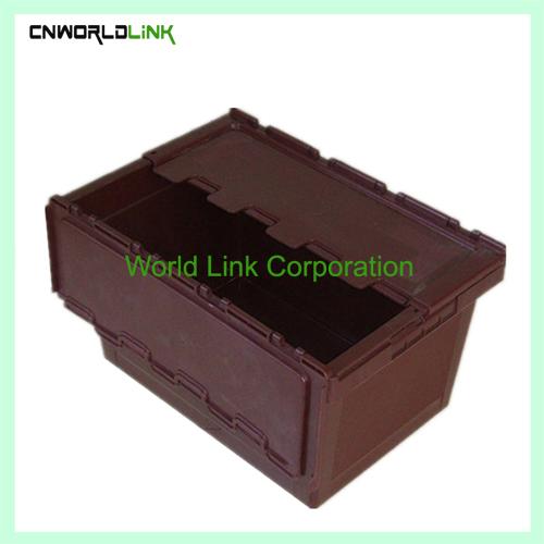 plastic crate WL-340 (1)