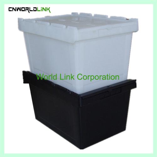 plastic crate WL-340 (4)
