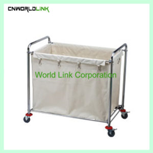 Quadrate laundry cart WL-033B