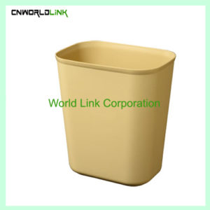 Square indoor trash bin WL-003C (3)