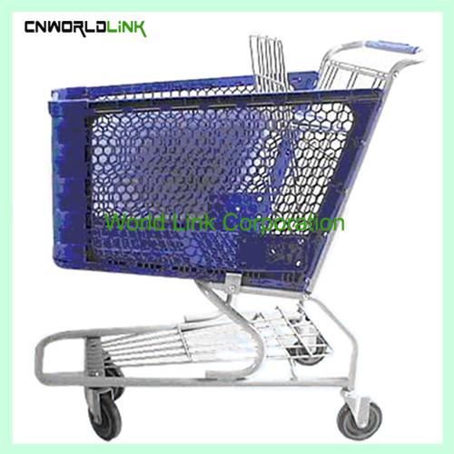 plastic shopping cart (1)